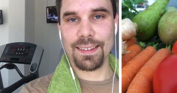 Změna životního stylu 3. týden
