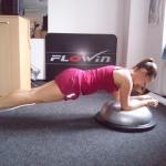 Dynamický plank 3