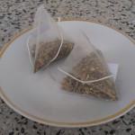 Pyramidové čajové sáčky