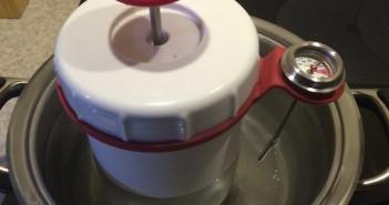 Vaření šunky